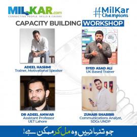 #MilkarChampions Capacity Building Workshop
