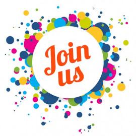 Members and Volunteers Registration Campaign