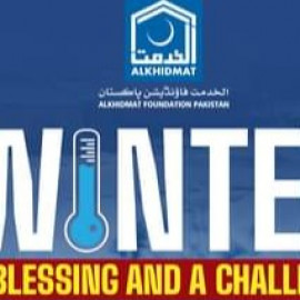 Winter Package Distribution