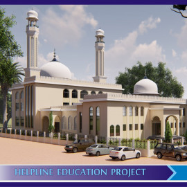 Construction Of Masjid