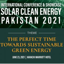 Solar Clean Energy Pakistan 2021