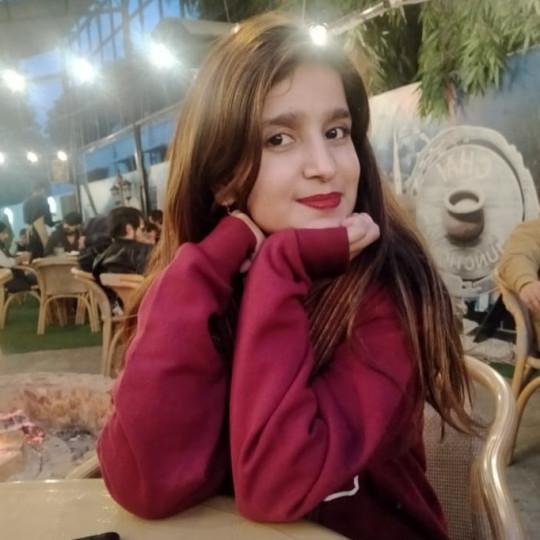 Iqra Haroon Mazari