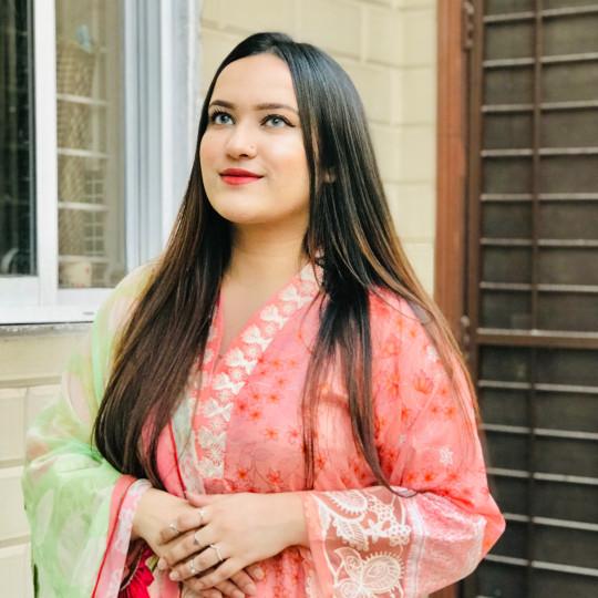 Aleeza Shahid